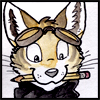 ellixis: kitty with pencil (Default)