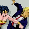 kore: (WW punching Trump in the face)