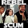 spikedluv: (misc: rebel scum)