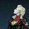 whisperwords: (marvel - carol - stars)