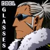 sandrylene: Major Miles from Fullmetal Alchemist: Brotherhood shows off his cool glasses. (cool glasses)