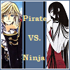 psiten: (Pirate vs. Ninja)
