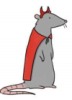 dyfferent: (devil rat)