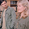nostalgia: margaret and frank are just friends honest (m*a*s*h just friends sir)