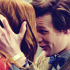 elisi: (Eleven/Amy (foreheads) by meathiel)