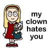 tzikeh: (life on mars - test card girl - clown)