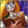 labelleizzy: (bookworm Agatha)