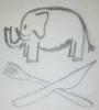 labelleizzy: (how to eat an elephant)