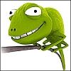 p35: (chameleon)