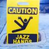 xhesika: (jazz hands!)