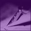 prpl_prose: (prpl pen, purple pen)