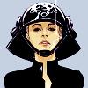 rosecake: Art of an imperial fleet officer smoking. (star wars - imperial fleet officer)