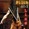 mordoriannazgul: (Filth and Lies)