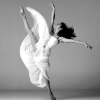 snakechahmah: (Dance white dress)