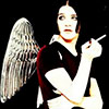 felixquinn: (angel, brian molko, placebo, smoking, wings)