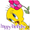 dragonheart: (Happy Birthday Tweety)