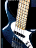dianec42: Close-up of an electric bass guitar (Bass)