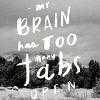 bexlogic: (brain tabs)