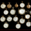 methylviolet10b: a variety of different pocketwatches (Default)