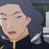 lizbee: (LoK: Lin (sulking because family))