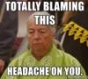 gurdymonkey: (Headache)