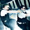 katsu: (Nick and Danny shooting)