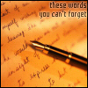 katsu: (These words you can't forget)
