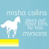 sacrilicious13: (Misha pony)