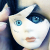 hoosierbitch: (S Doll eye., stock doll eye)