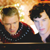ellieet: (Sherlock and John: Christmas cancelle)