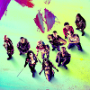 holygeektrimony: Amanda Waller and Task Force X from Suicide Squad (ch: skwad)