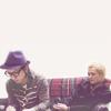 sayuri_hana: (koki and kameyy - a sitting)