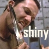 revena: Picture of Jayne licking a knife; caption: Shiny (Jayne - Shiny)
