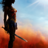 misbegotten: Wonder Woman with sword (DC WW with Sword)