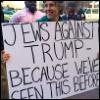 lavendertook: by me (Jews against trump)