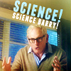 hibernate: ([flarrow] science barry!)
