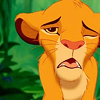 palelaura: Simba of the Lion King making a disgusted face (Simba - that didn't taste nice)