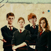cujoy: (Potter, Trio, Ginny)
