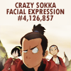 selarne: Sokka raising an eyebrow ([AtLA] this is my crazy face)