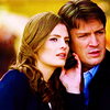 riskinghearts: (Castle&Beckett: what is speaker phone?)