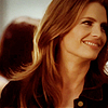 riskinghearts: (Beckett: all smiles)