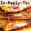 azurelunatic: Several toasted ham-and-cheese sandwiches. (in-reply-to, thirty-five ham and cheese sandwiches)