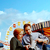 riskinghearts: (Mulder&Scully: of ferris wheels)