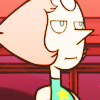 syntheid: [Steven Universe] Pearl (lineface)