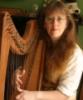 stevieannie: (Annie with harp)