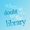 float_on_alright: when in doubt go to the library (when in doubt go to the library)