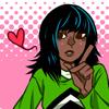 firstcrush: Art by <user name=meteorkid site=deviantart.com> (Flirt)