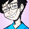veebox: John Egbert ☆ Homestuck (hey bb hey)