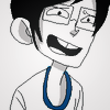veebox: John Egbert ☆ Homestuck (HAAAAAAAA--no what no)