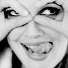glittertine: cheeky girl (girl - crazy - by the_muppet)